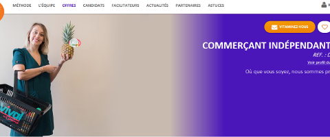 Franchises Groupe Casino